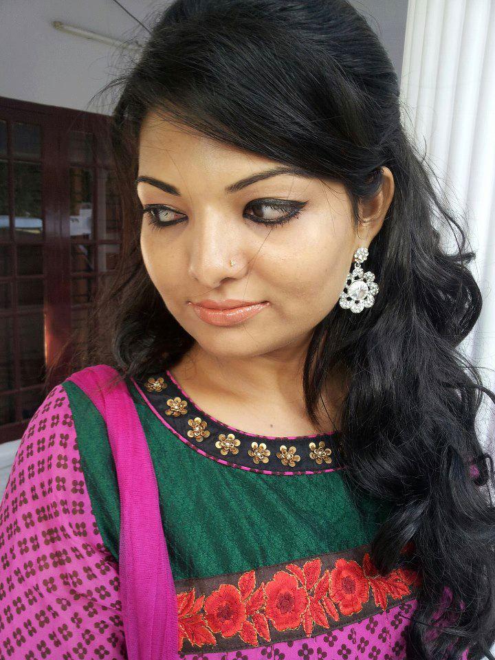 Sandra Thomas Malayalam Actress And Mallu -6209