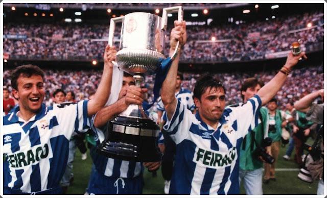 Deportivo La Coruña 1995