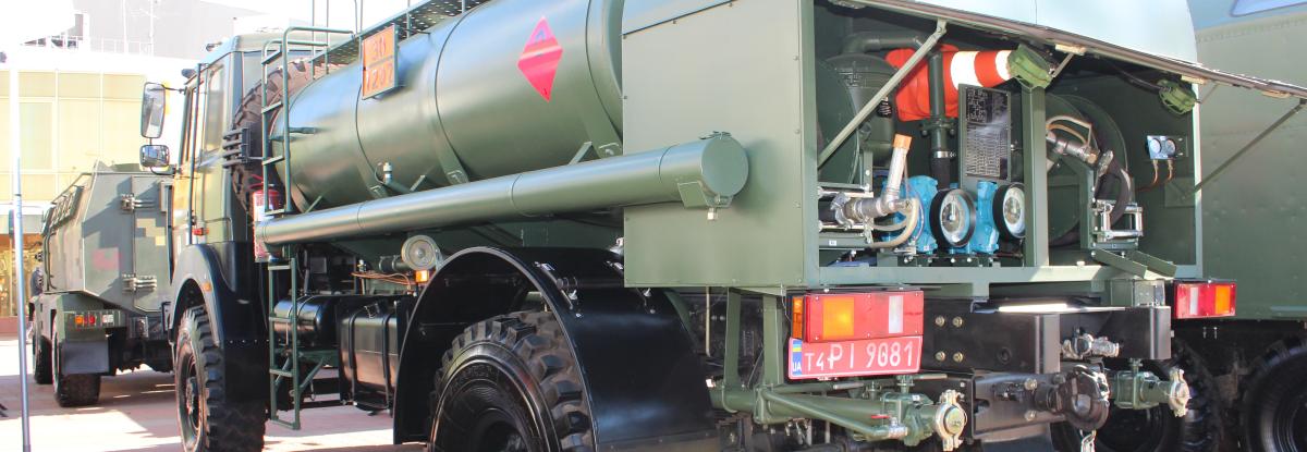 У ЗСУ запроваджують онлайн контроль наявності пального на базах
