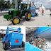 Beach Cleaner di Ancol Bersihkan Pantai Seluas 7 Hektare per Jam