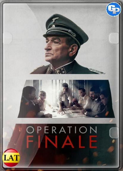 Operación Final (2018) LATINO