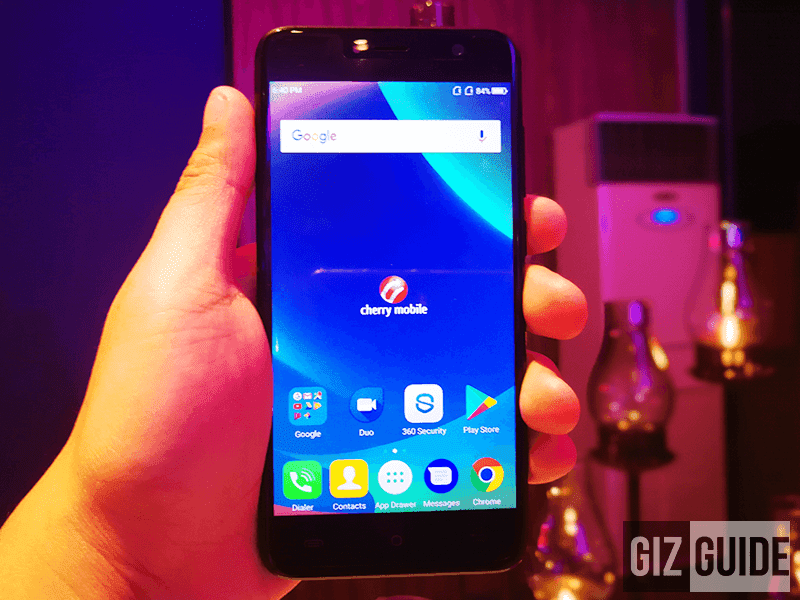 Cherry Mobile Flare S6 is now in stores, priced at just PHP 3,999!
