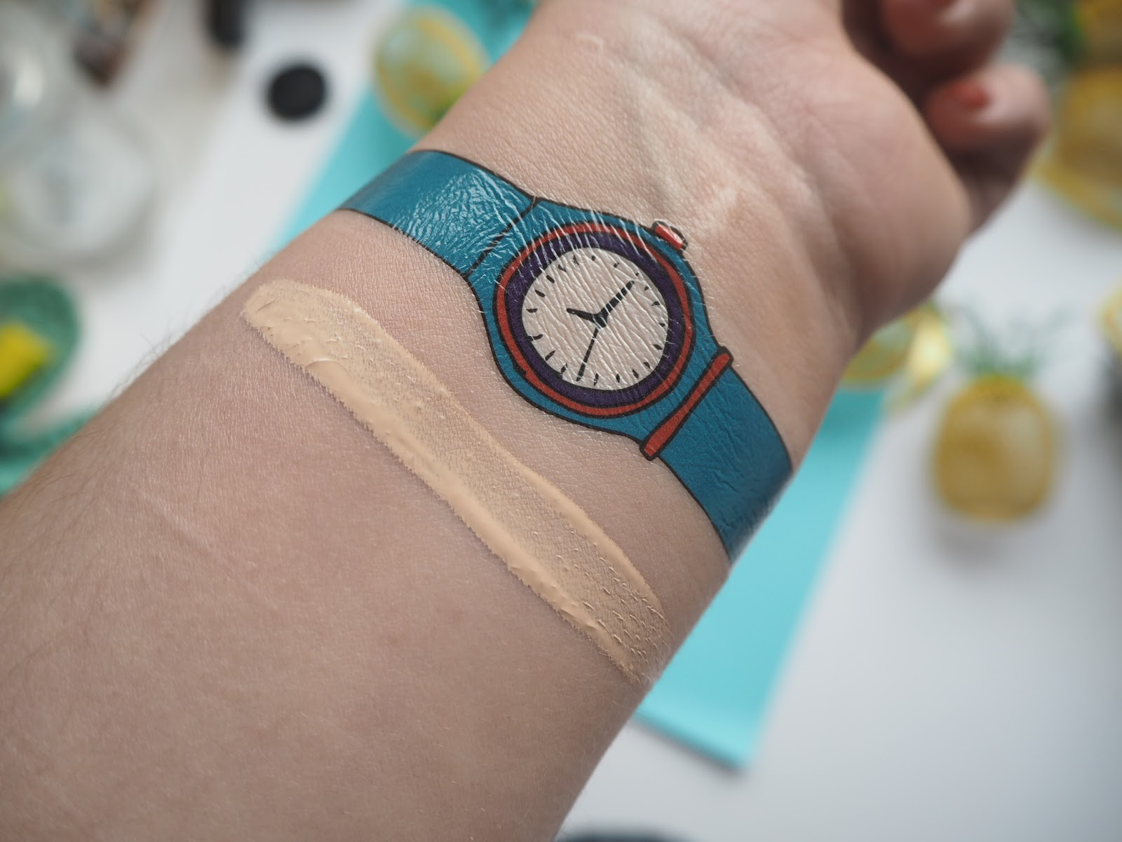 L'Oreal True Match Concealer Review & Swatches