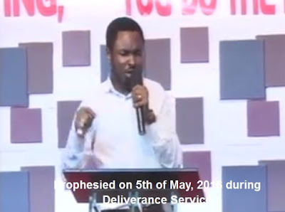 This Abuja Prophet Predicted Trump's Election Victory, But Said Trump's Sent By The Devil (video)