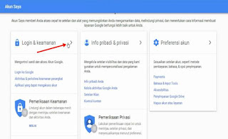 Cara Membuat Akun Gmail Lebih Aman