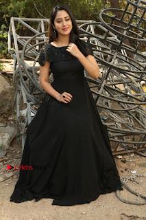Actress Miya George Latest Po Gallery in Black Gown  0275.JPG