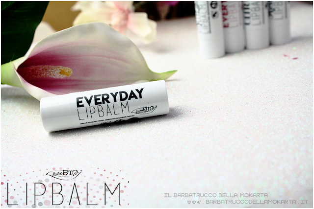 review everyday rivitalizing lipbalm balsamo labbra burrocacao Purobio