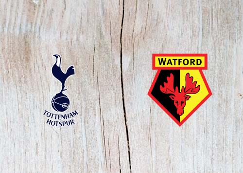 Tottenham vs Watford Full Match & Highlights 26 September 2018