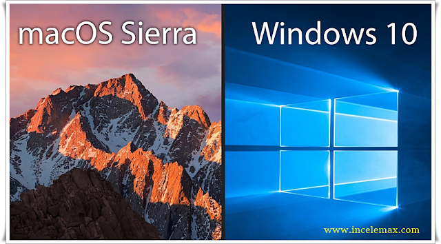 How To Dual Boot Windows 10 & Mac os Sierra on a single drive
