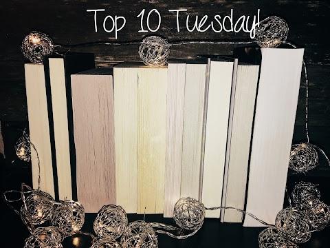 Top 10 Tuesday: Books I'd Want On A Desert Island
