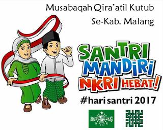 PCNU dan IAI Al-Qolam Adakan MQK se-Kabupaten Malang.