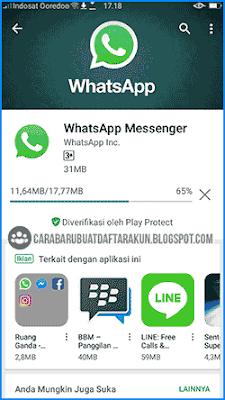 cara membuat whatsapp gratis