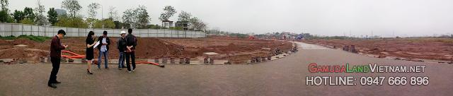 Hình ảnh khu Biệt thự Gamuda Gardens - Mansions