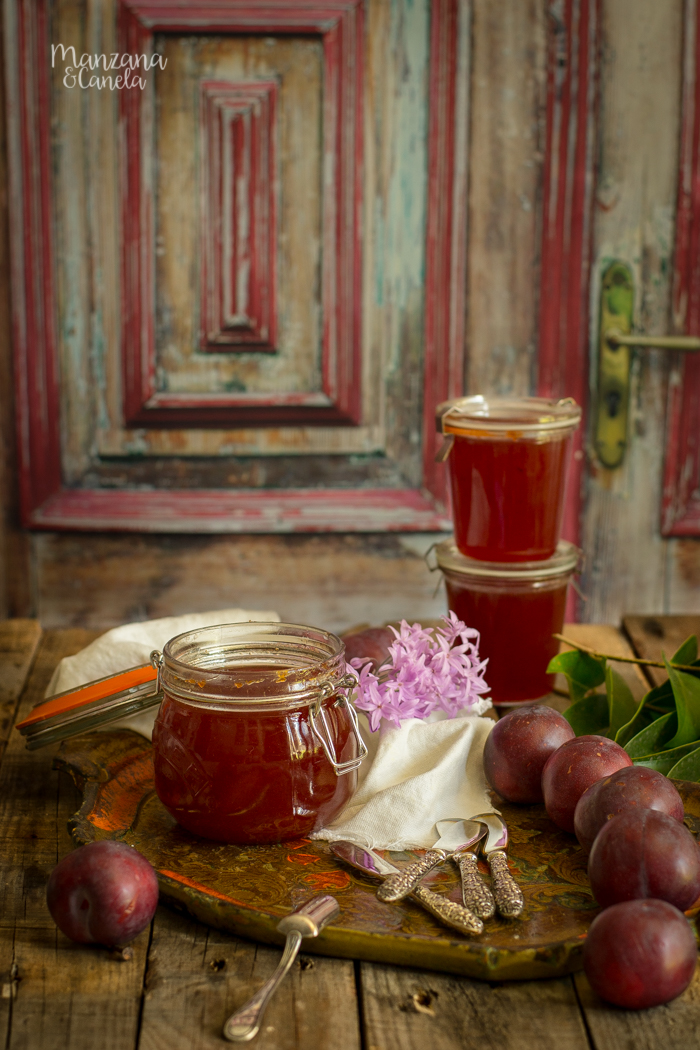 Mermelada de ciruelas y vainilla. Consejos para hacer la perfecta mermelada casera (con y sin Thermomix).
