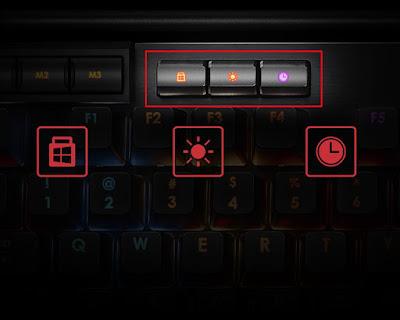 مراجعة للكيبورد الميكانيكي الرائع G.Skill RIPJAWS KM780 RGB Cherry MX Brown