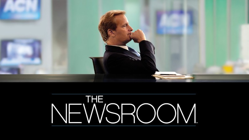 the newsroom challenge séries 2016