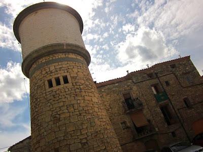 Torre del Agua en Llimiana