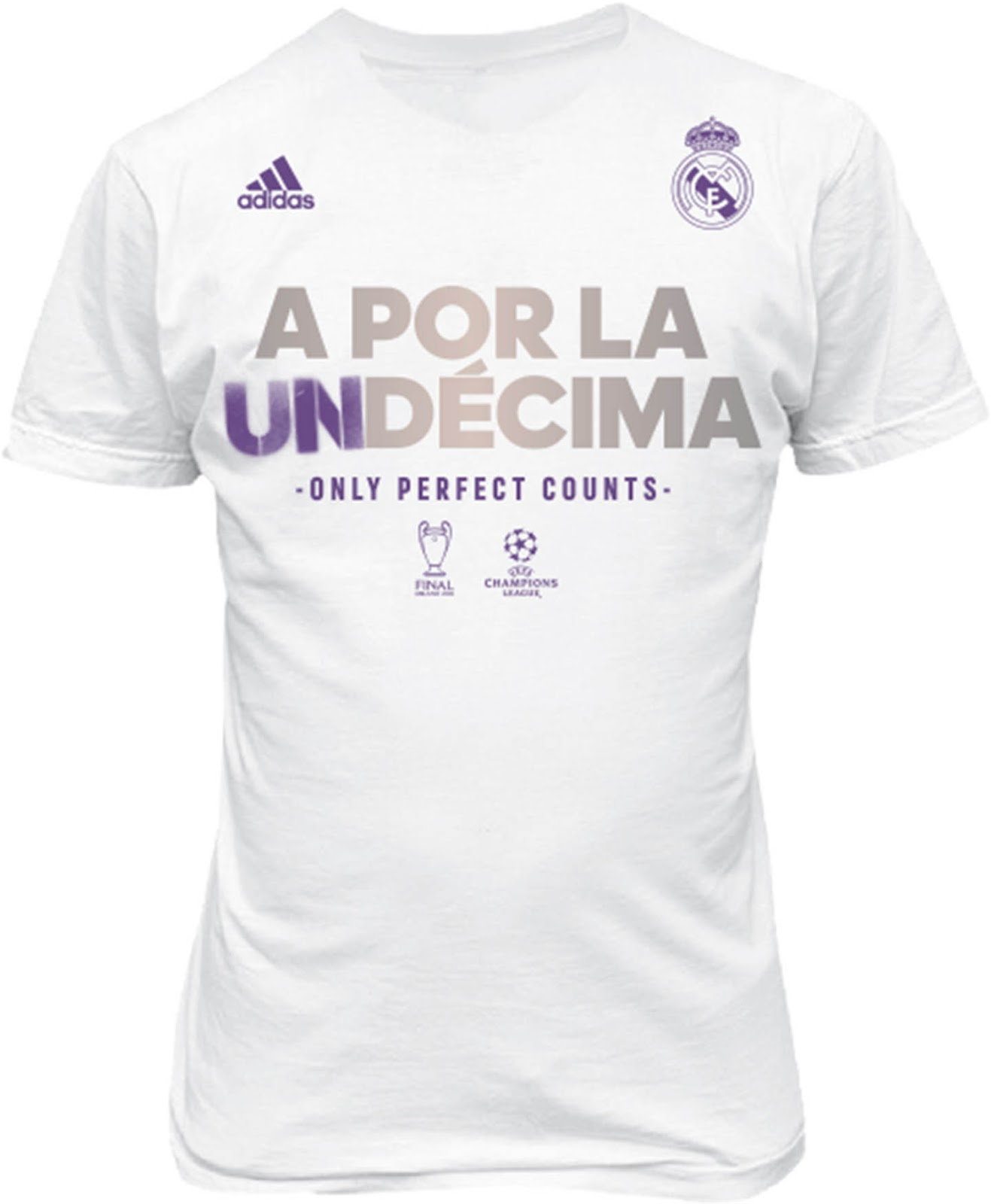 Champions League Final 2016: Real Madrid 2016 Champions League Final Shirt Revealed