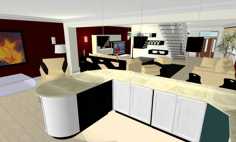 Design Interior - Amenajari Interioare - Arhitect / Design interior casa moderna Medgidia