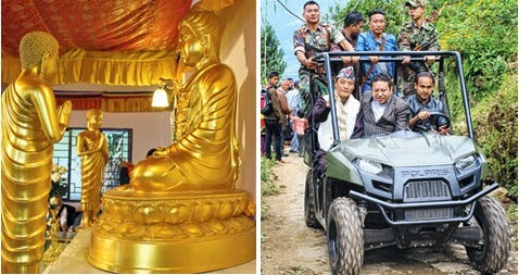 GTA offered land for Thai Buddhist monastery in Darjeeling