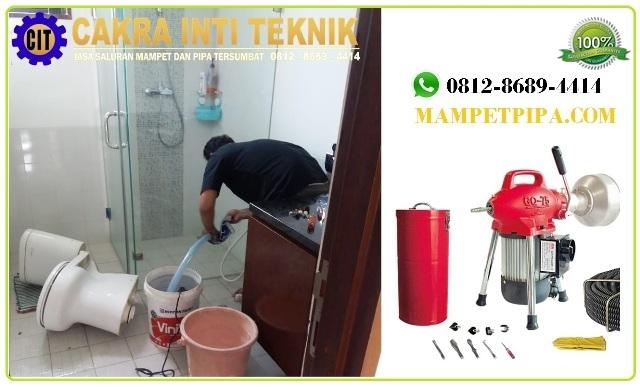 JASA WC MAMPET JAKARTA