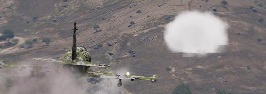 Arma3の近接航空支援を強化するMOD