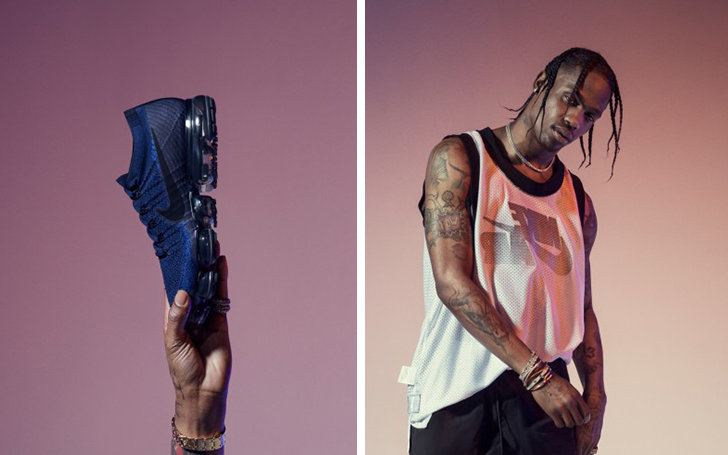 0787df90d8b83c Travis Scott Becomes Face of Nike s New Air VaporMax Campaign ...