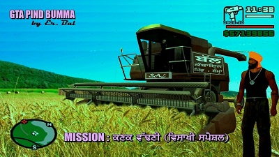 Grand Theft Auto Punjab Game Free Download