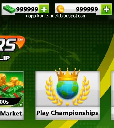 Soccer Stars Spiel Hack Online Unbegrenzte Böcke Und Münzen In App