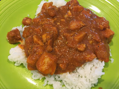 Skein And Hook Recipe Butter Chicken