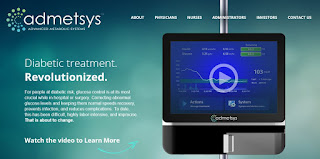 Admetsys Develop Artificial Pancreas To Control Blood Glucose In Hospital Care