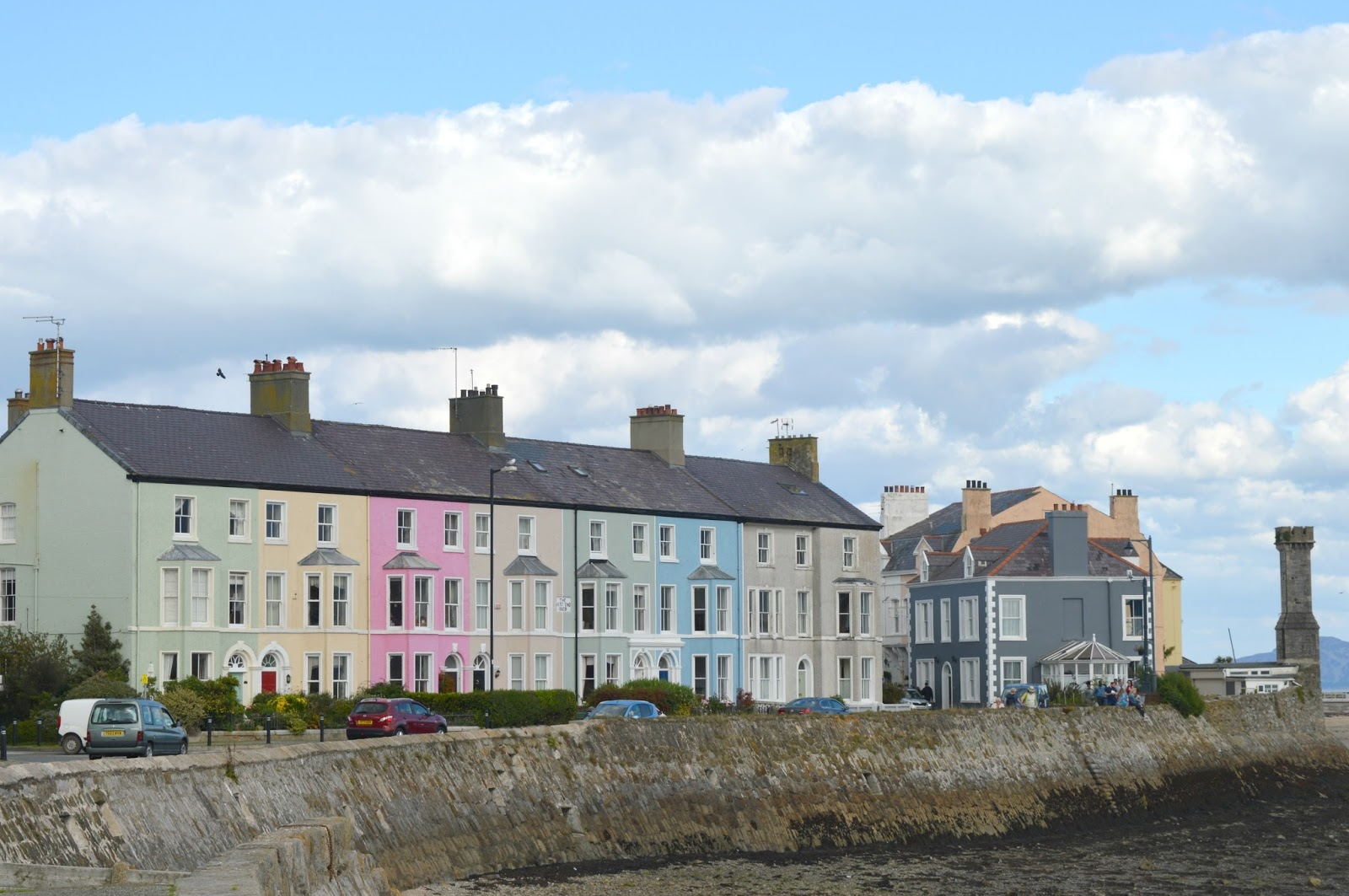 Anglesey and North Wales Staycation - Beaumaris
