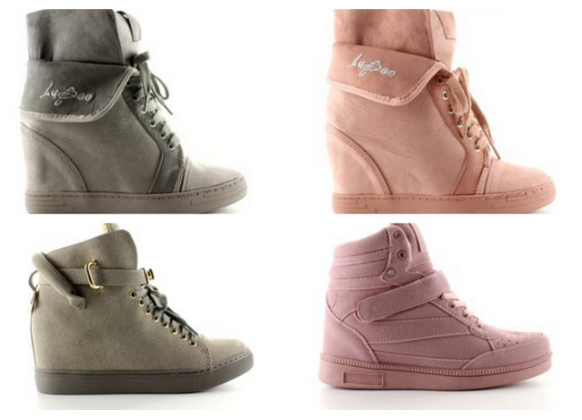 7bbe78c6dfac0 Sneakersy - czyli buty stylizowane na sportowe na koturnie, jest to model  uwielbiany przez wiele osób, co wcale mnie nie dziwi. Tego typu buty są  naprawdę ...