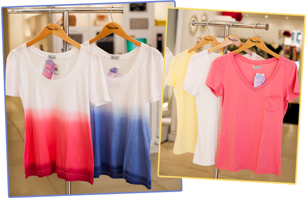 17f29df42f Ensinamos a você o passo a passo de como fazer tie-dye em casa. O tie-dye  pode ser usado não só em camisetas como também em vestidos