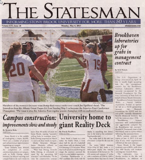 The Statesman - Stony Brook University's newspaper