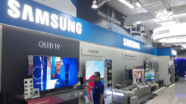 Lowongan Kerja PT. Samsung Electronics Indonesia, Jobs: Retail Marketing Budget Controller, Salesman, Auditor Internal.