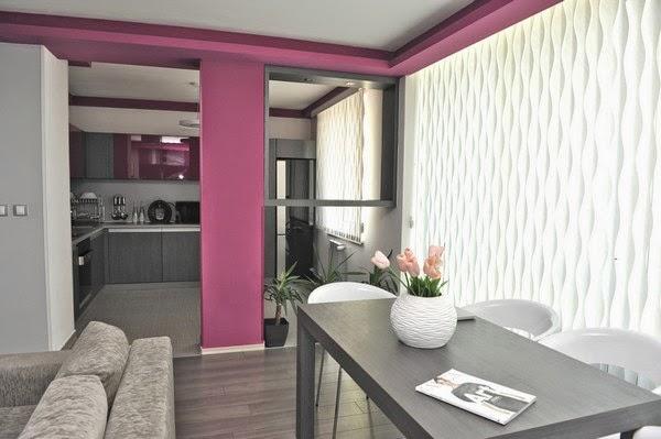 idéias de design decoração de apartamento