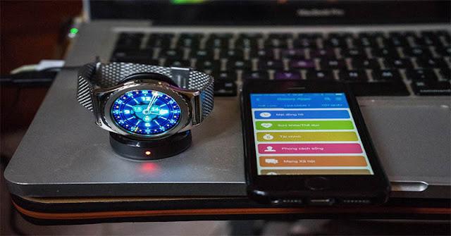 Aplikasi Gear Manager iOS Sedang diproses Samsung