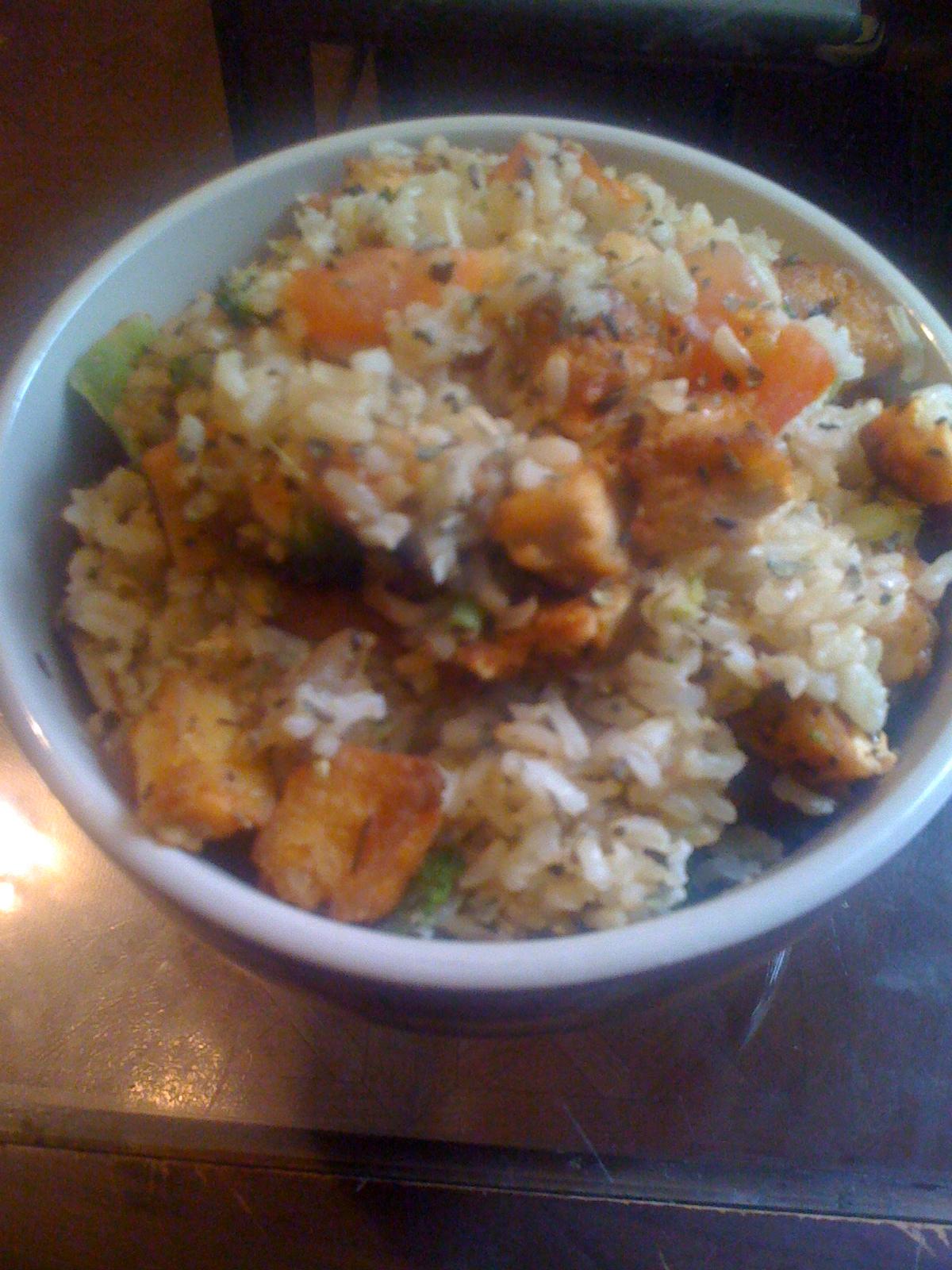 Spicy Cheesy Rice Cake Recipe