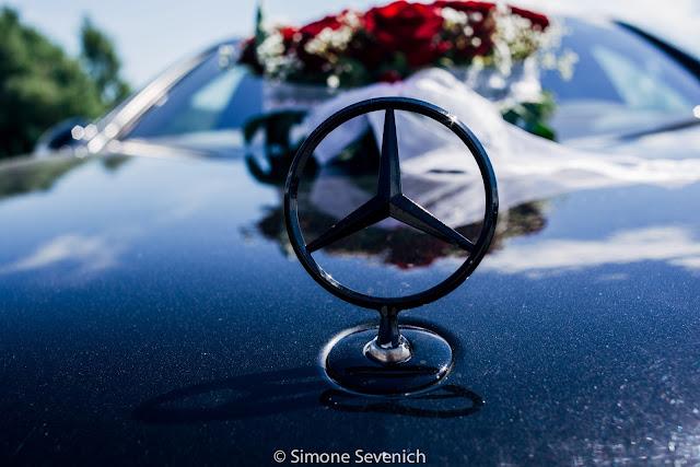 Hochzeitswagen von RUW Autohaus Rostcok