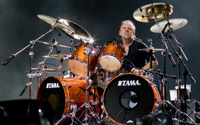 Bater 237 As Y Percusi 243 N Bateria Y Set De Lars Ulrich