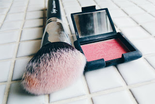 Nars Orgasm Blush - Reading, Writing, Booking Blog