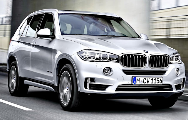BMW X5 xDrive40e frontal