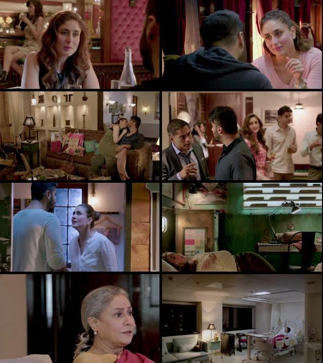 Ki and Ka 2015 Hindi 720p HDRip