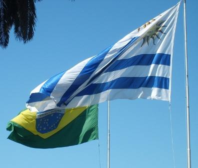 Brasil e Uruguai em Pernambuco