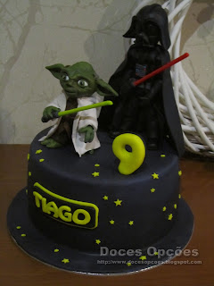 disney star wars birthday cake