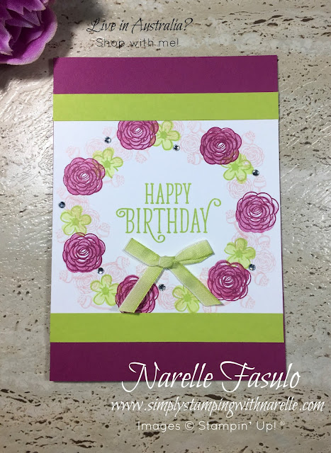 With this one stamp set and die, you can make all the birthday cards you will ever need. Suitable for male, female and all ages. Get yours today and never buy another overpriced store card again - http://bit.ly/2fJOMhF - Simply Stamping with Narelle