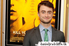 Updated: Daniel Radcliffe attends The Academy Of Motion Picture Arts And Sciences Kill Your Darlings screening