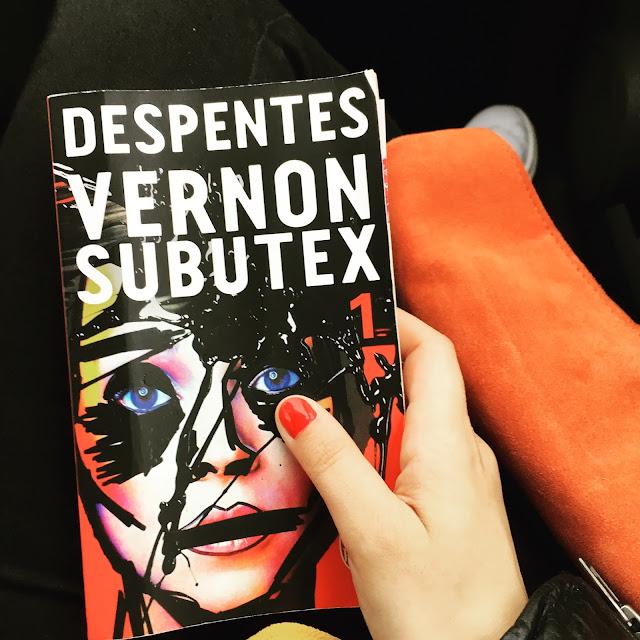 Chronique littéraire Vernon Subutex 1 par Mally's Books