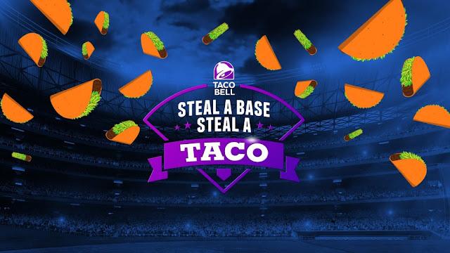 Steal a Base Steal a Taco